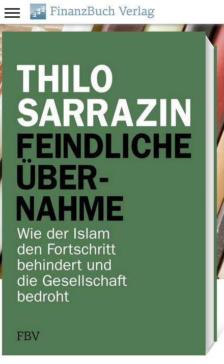 Sarrazins neuestes Buch