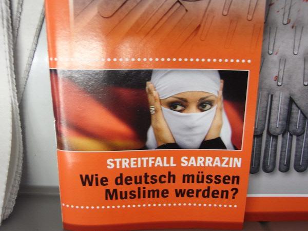 Spiegel pro Sarrazin